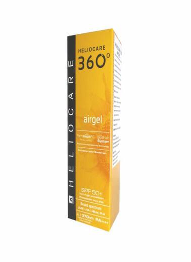 Heliocare Heliocare 360 Airgel SPF50+ 60ml Renksiz